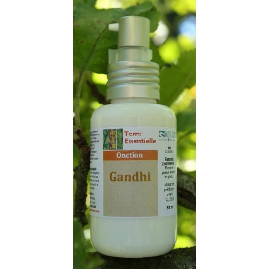 Onction Gandhi