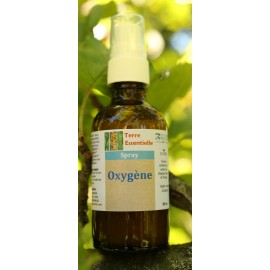 Spray d'huiles essentielles Oxygène