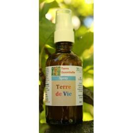 Spray d'huiles essentielles Terre de vie