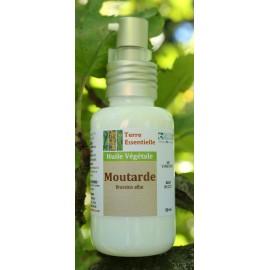 Huile végétale Moutarde