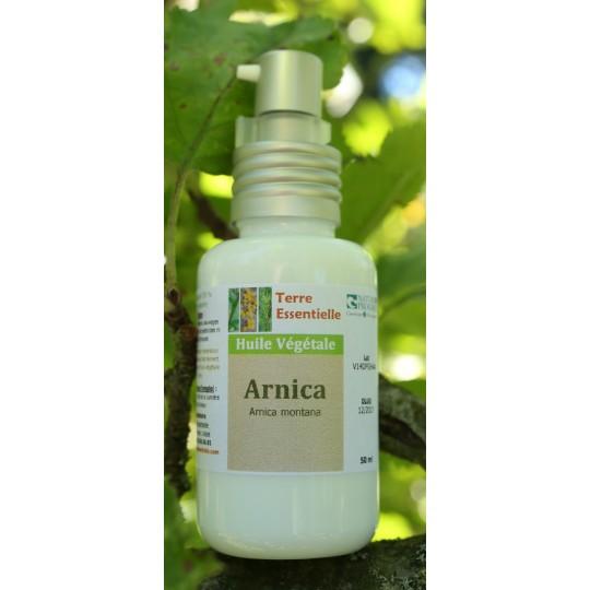 Huile végétale Arnica