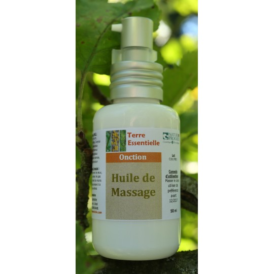 Massage huile de base