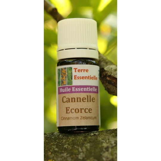 Huile essentielle Cannelle ecorce