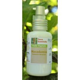 Huile végétale Macadamia