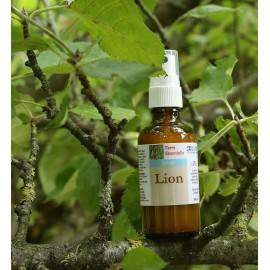 Spray d'huiles essentielles Lion