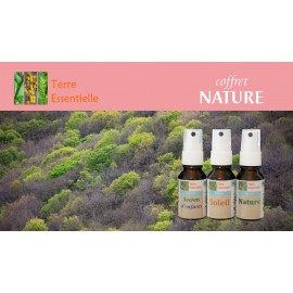 Coffret Nature 3 Sprays...
