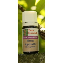 Huile essentielle Flora...