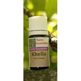Huile essentielle Khella