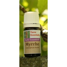 Huile essentielle Myrrhe